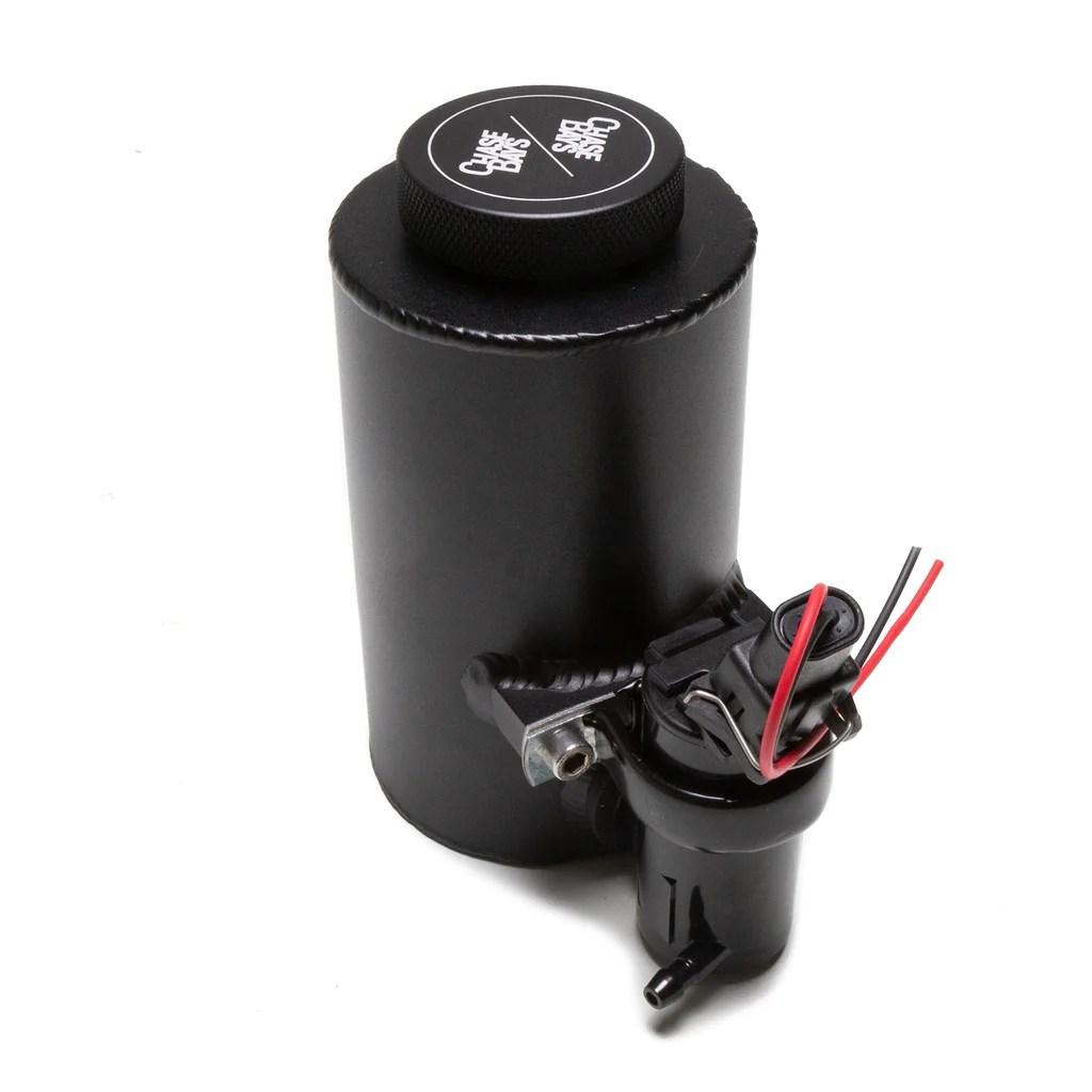 chase bays compact windshield washer reservoir intercooler sprayer [ 1024 x 1024 Pixel ]