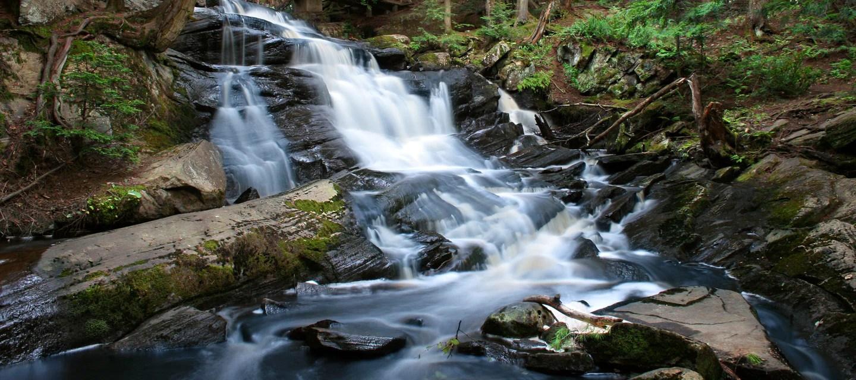 Falling Water Wallpaper 1080p Powerspout