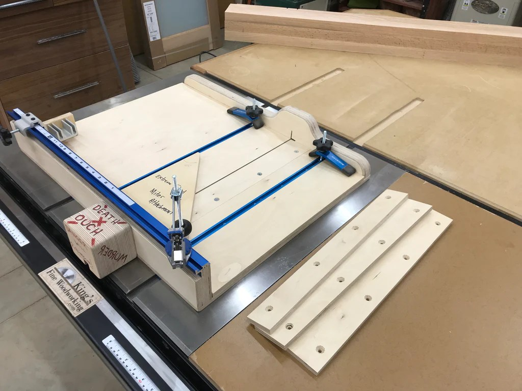 Miter Saw Sled