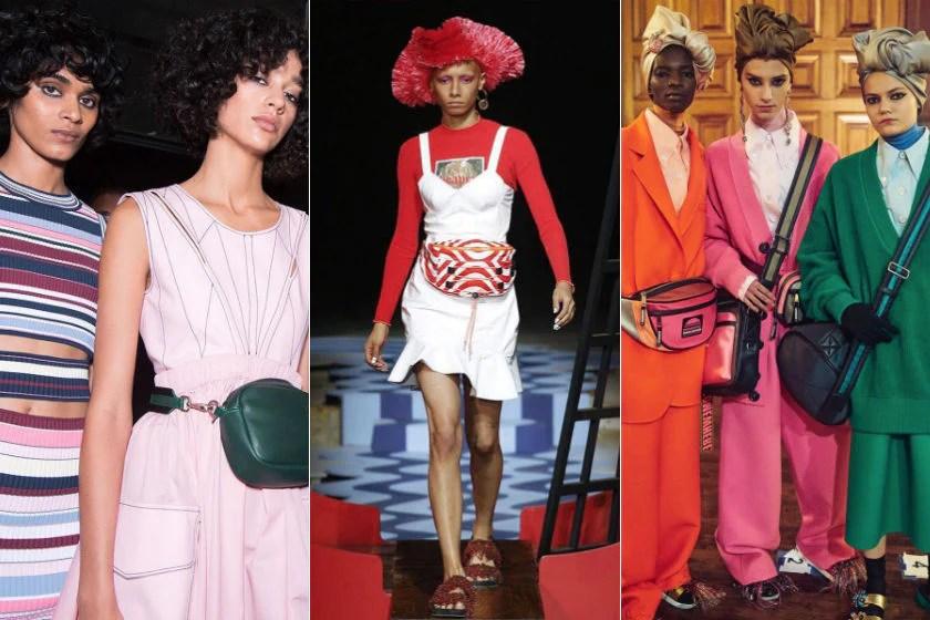 Fanny packs fashion trend spring summer 2018