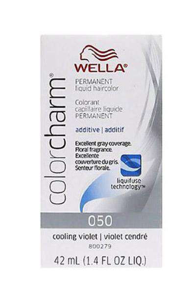 Wella Additive : wella, additive, Wella, Color, Charm, Additive, Cooling, Violet, Deluxe, Beauty, Supply