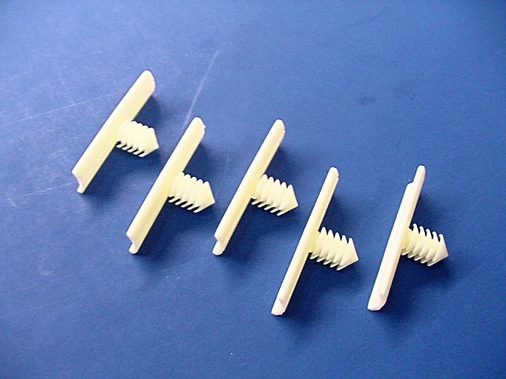 5 gm white nylon wiring harness retainers fasteners clips [ 1024 x 768 Pixel ]
