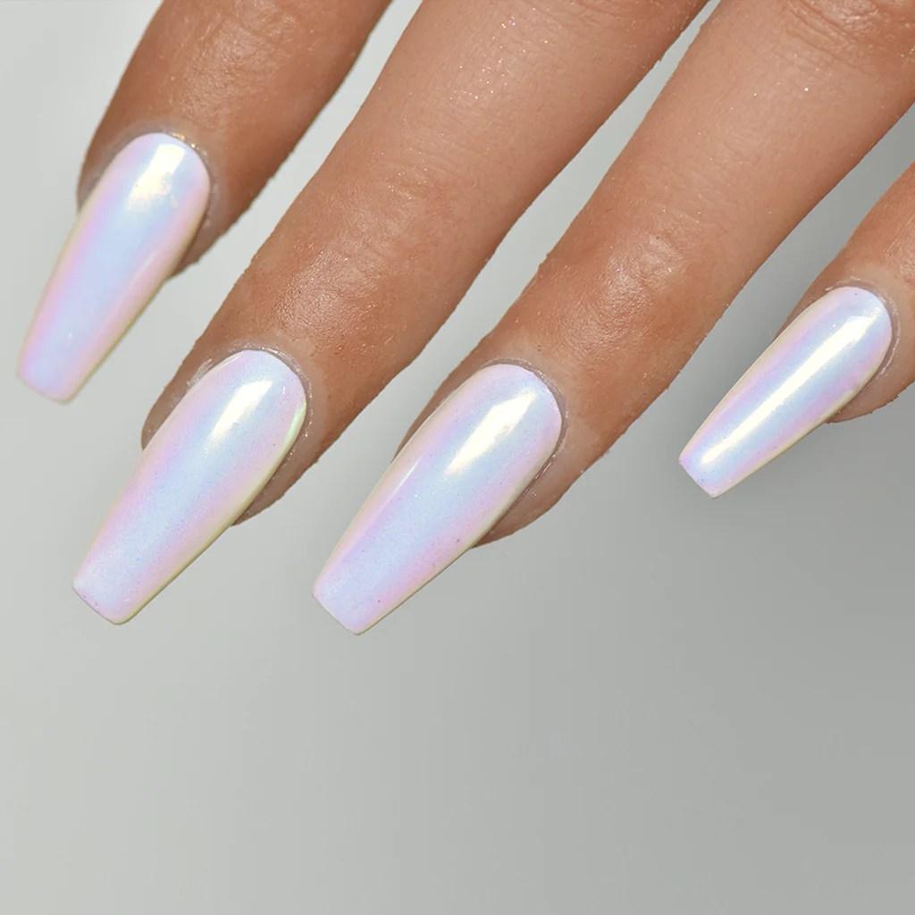 cre8tion - nail art unicorn effect
