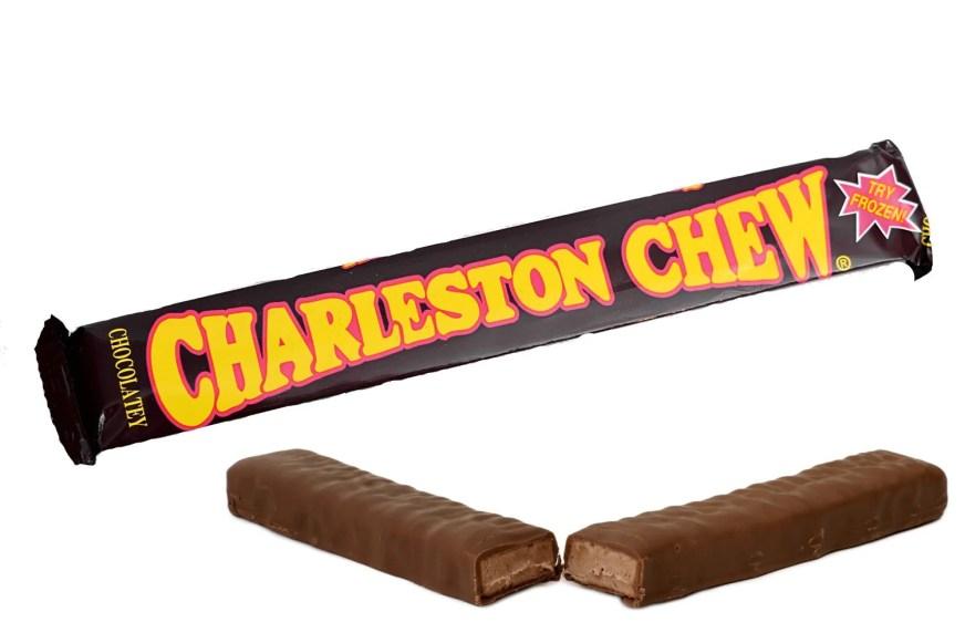Charleston Chew - Chocolate | Plus Candy