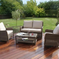 Rattan Sofa Set Uk Styles Of Sofas Winchester Heritage Square High Back Garden Furniture