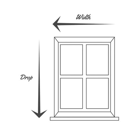 net curtains measuring guide ideal