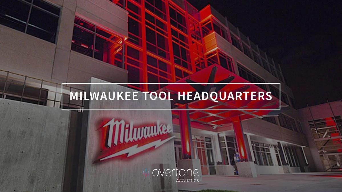 milwaukee tool headquarters in