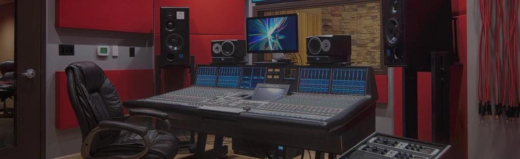 recording studio acoustics