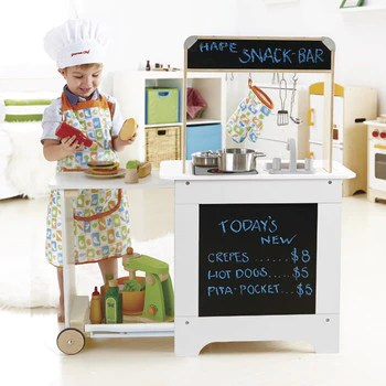 hape kitchen small pendant lights for cook n serve bb buggy
