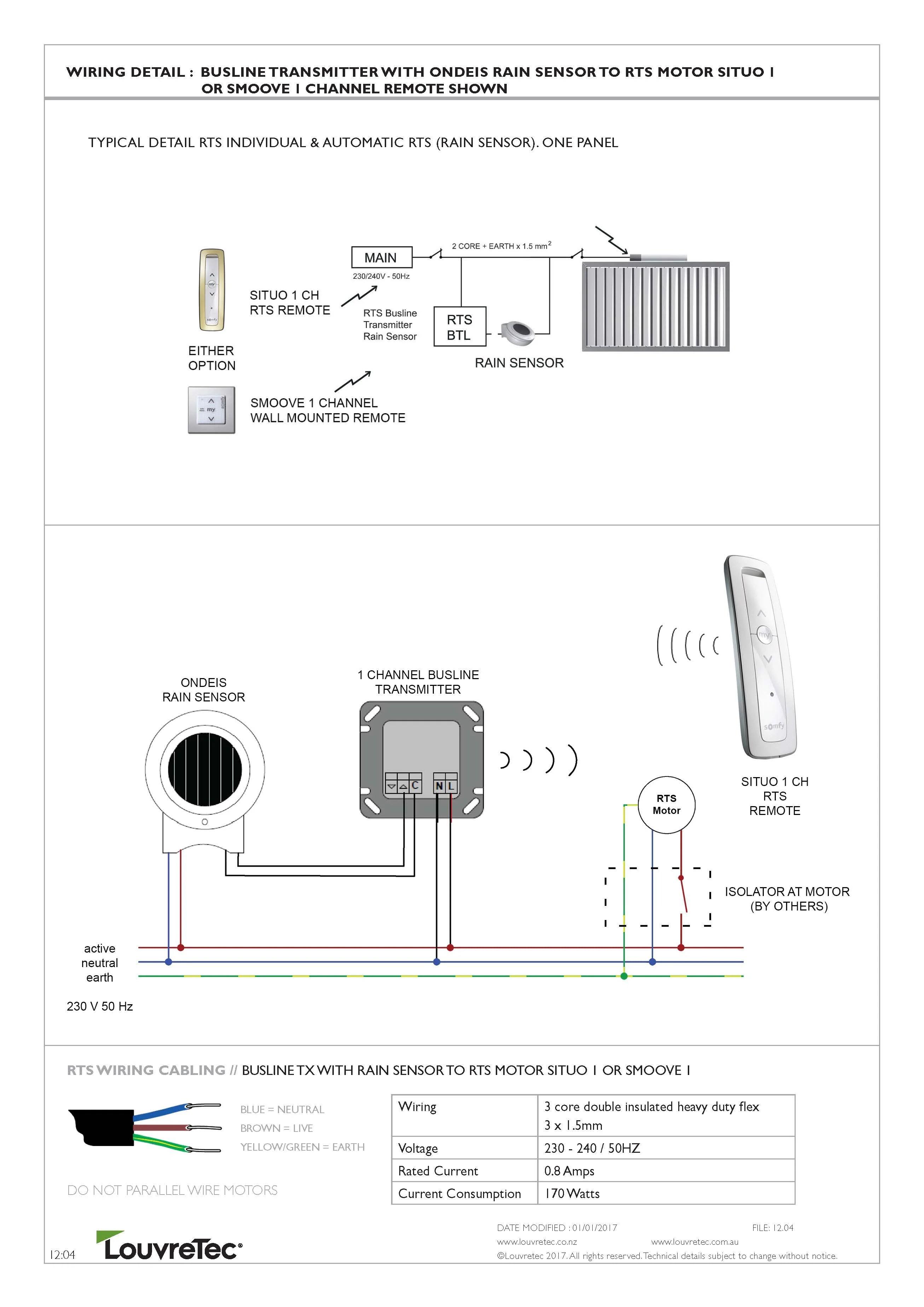 hight resolution of rts individual auto rts 1 panel 12 04