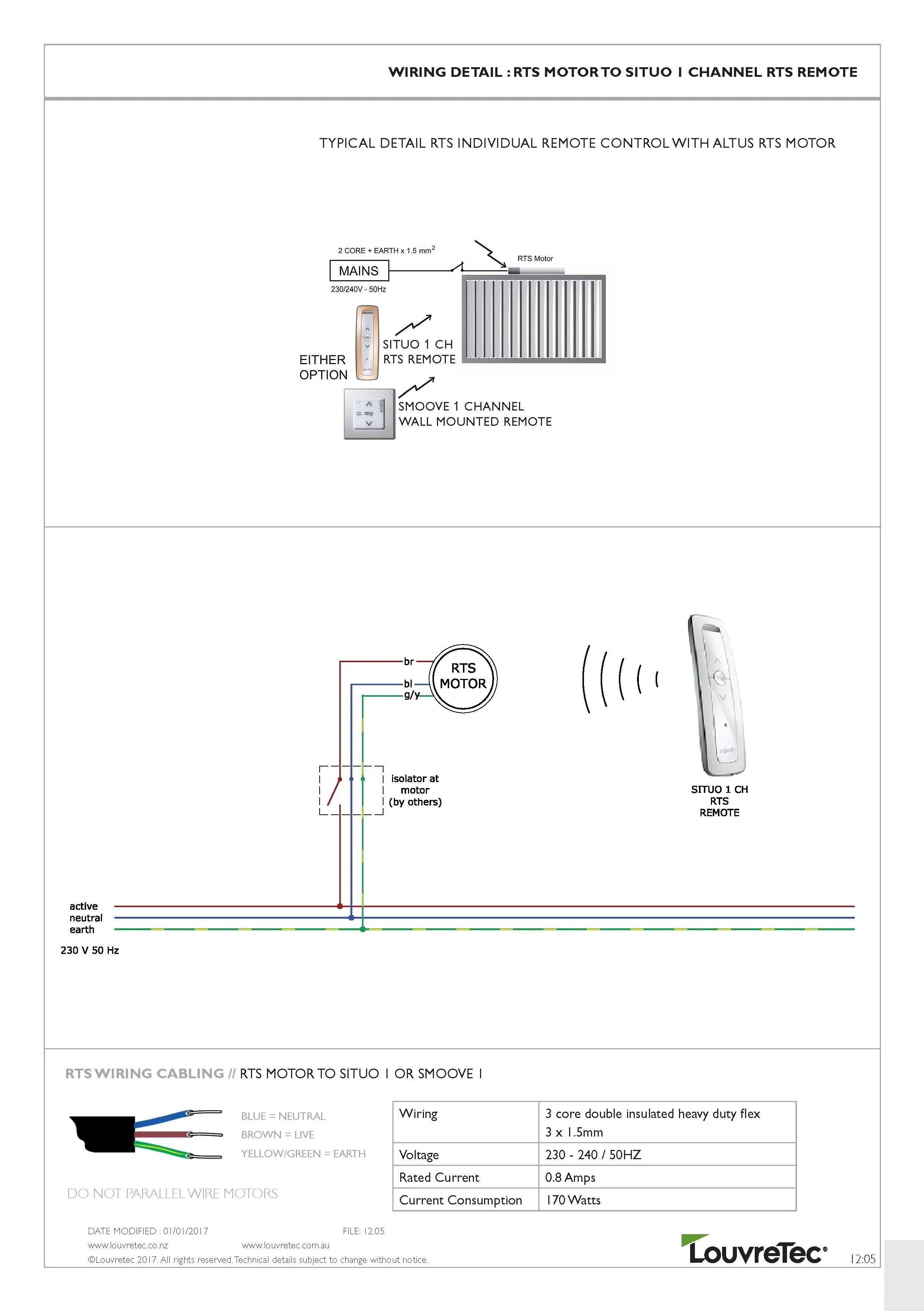 medium resolution of rts motor wiring diagram wiring diagrams somfy replacement motor somfy wiring diagram dpdt