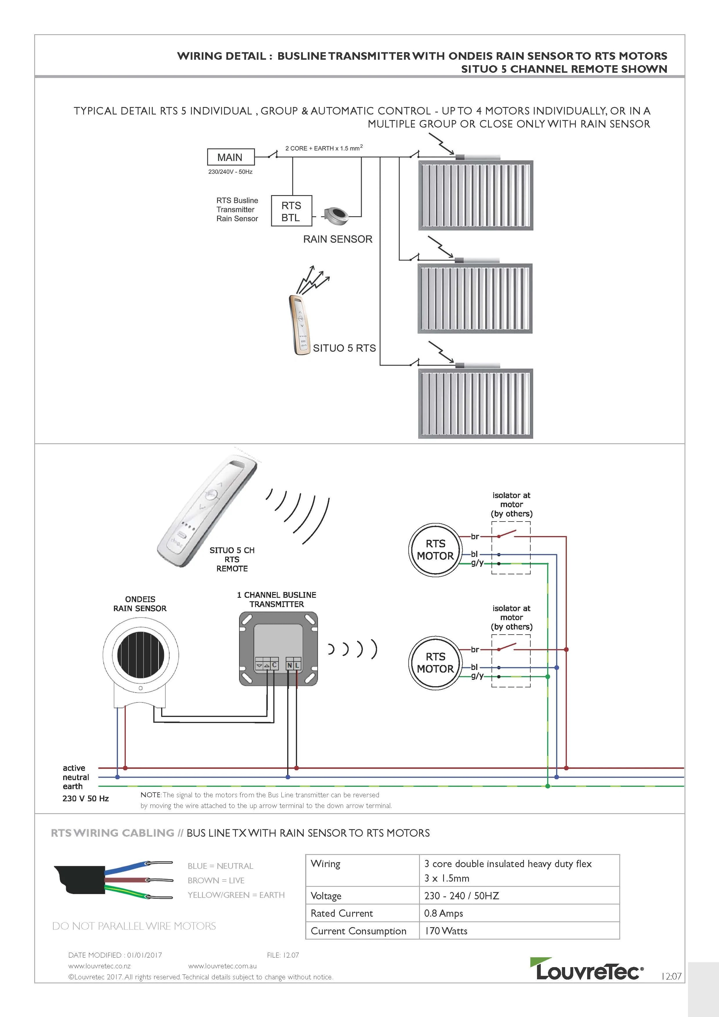 medium resolution of group automatic control w rain sensor 12 07