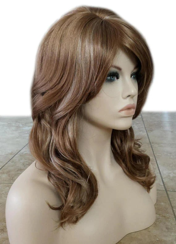young glow girl wig color