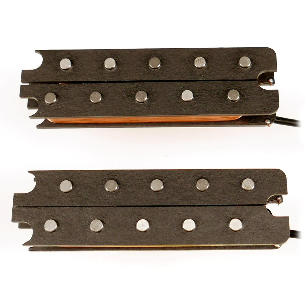 hight resolution of nordstrand 5 string soapbar bass pickups bigrig 5 no covers