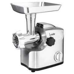 Home Electric Fleischwolf Ranger Boat Wiring Diagram Luvele Ultimate Meat Grinder Sausage Maker 1800w 700w Rated