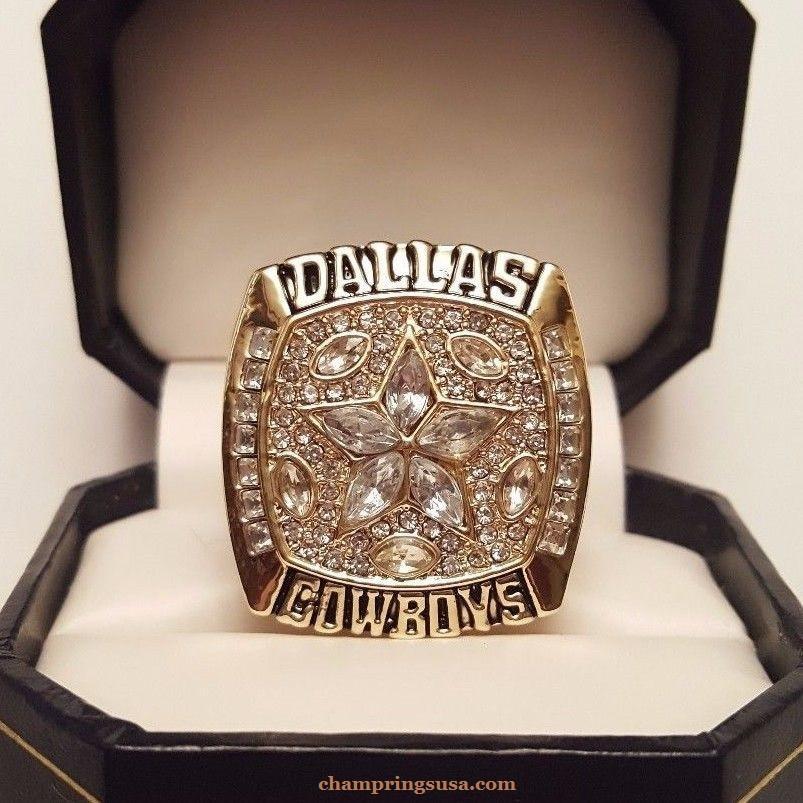 1995-1996 Dallas Cowboys Superbowl Championship Ring