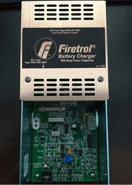 Firetrol AS2001 Battery Charger – WS Supply Store