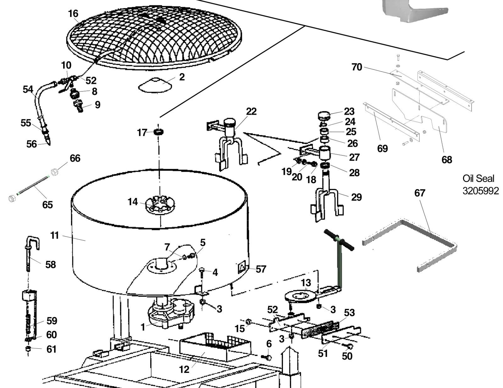 medium resolution of mortarman 750 mixer ball valve pn 2218068 10 in schematic drawing
