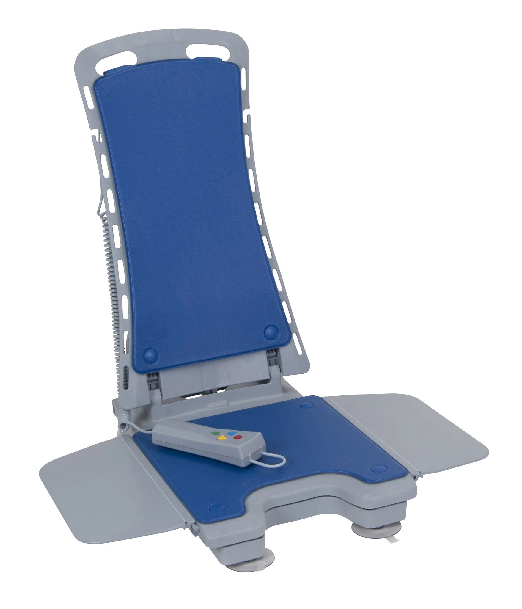 Bath Chair Lift Whisper Ultra Quiet Bath Lift Blue