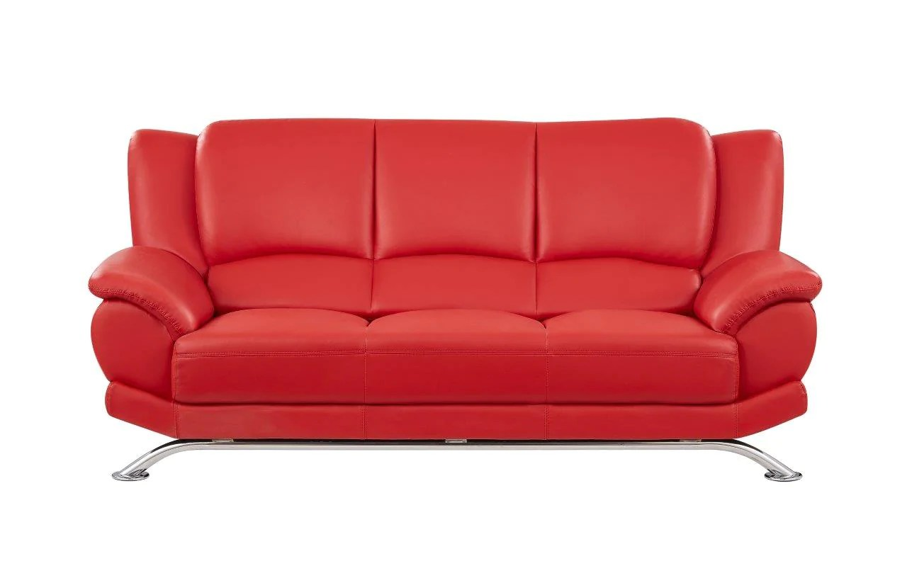red living room sets decorating open plan kitchen set sofa loveseat chair deco furniture group