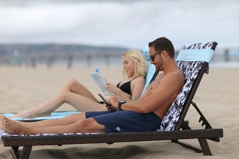keep palm lounge chair length beach towel