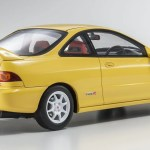Otto 1 18 Honda Acura Integra Dc2 Type R Yellow Otm717 Yomacarmodel