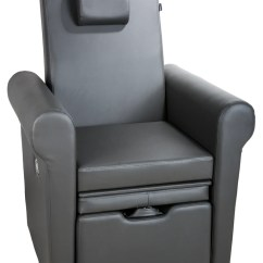 Used No Plumbing Pedicure Chair Accent Chairs Living Room Usa Salon Spa Lumina Pipeless Free Shipping Or Complicated Installation Needed By
