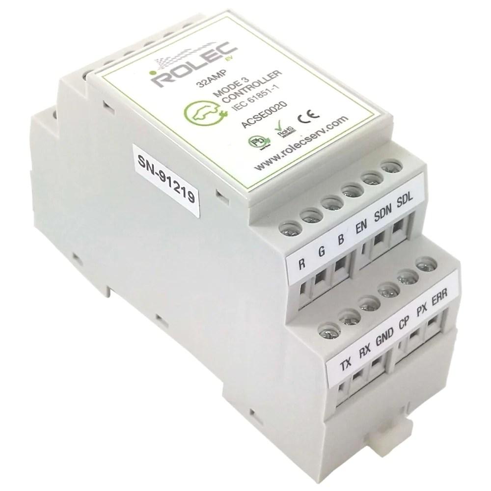 medium resolution of 16 32 amp rolec communication unit