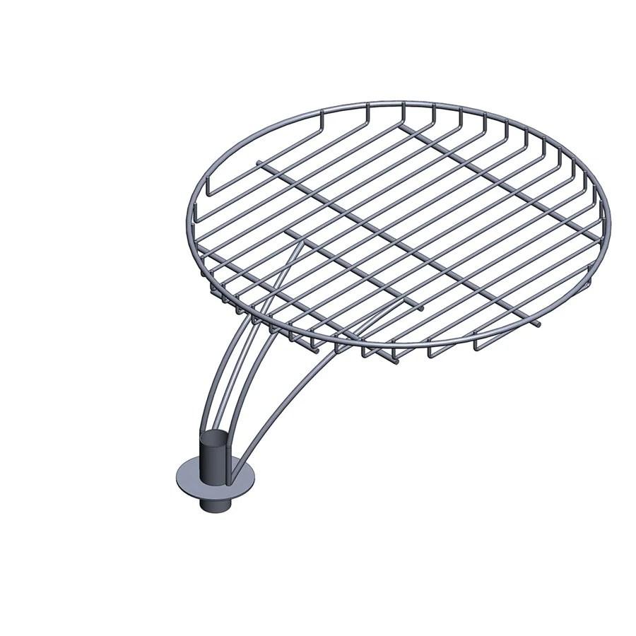 warming rack for akorn kamado 2011 2012 6719 16619 6619 6520
