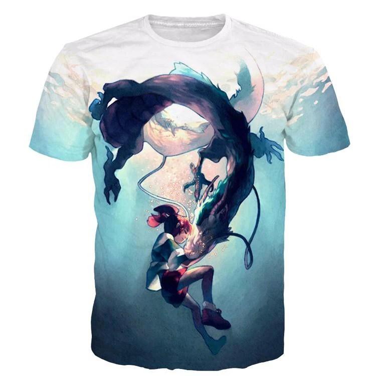 spirited t-shirts 15 styles