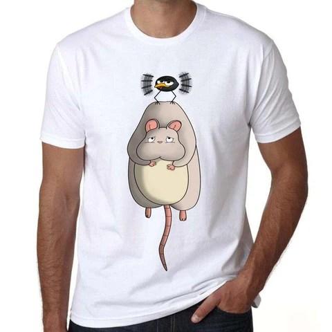 studio ghibli t shirt design