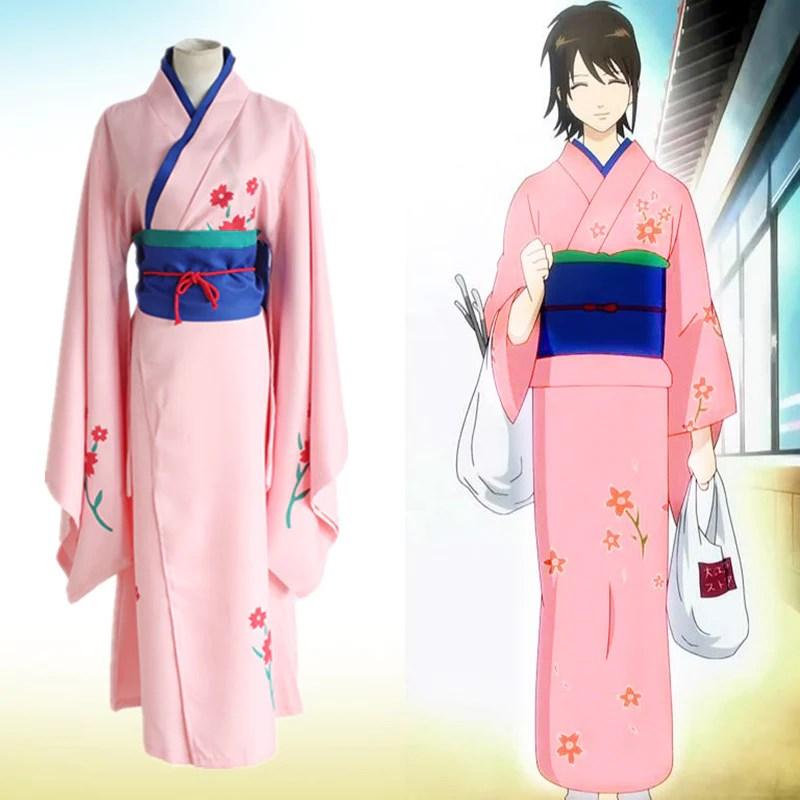 gintama shimura tae kimono