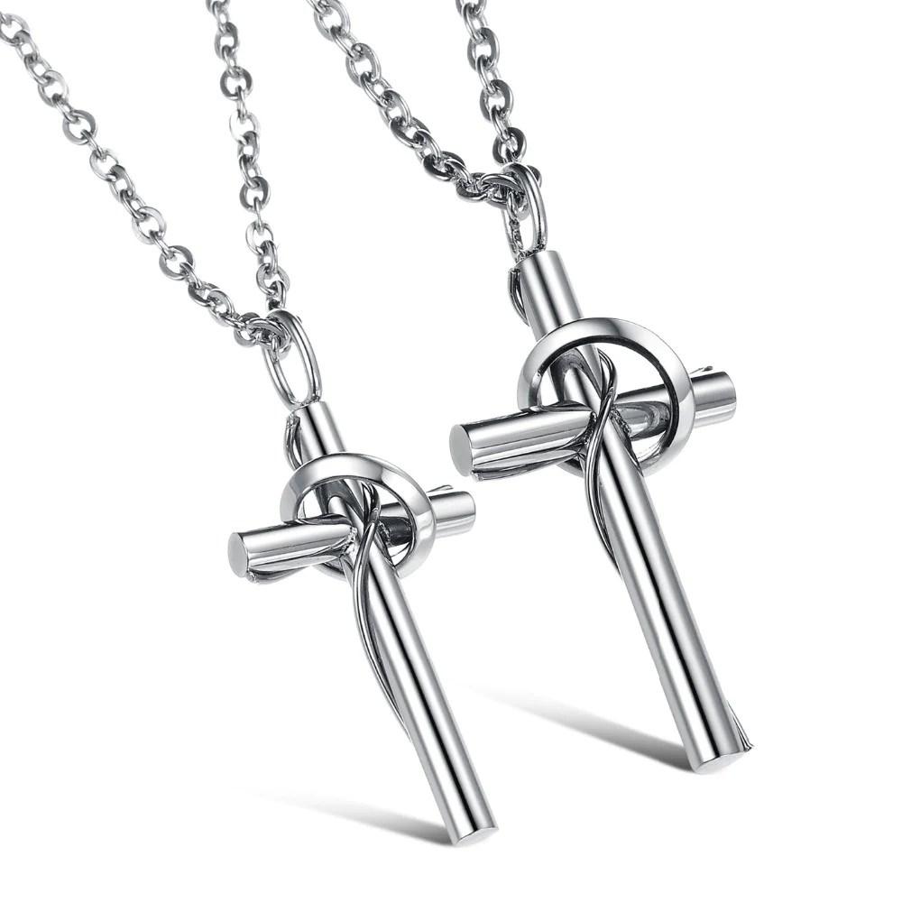 cross stainless steel crucifix
