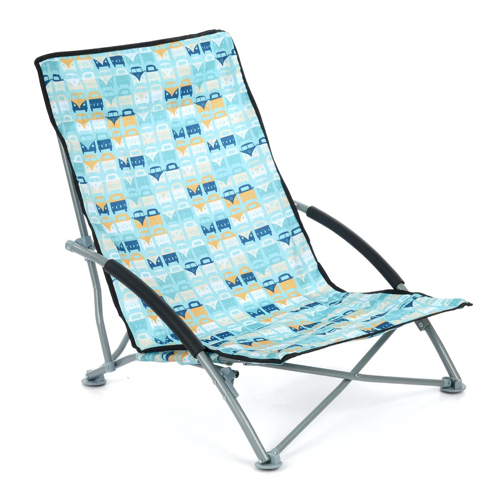 Low Folding Beach Chair Vw Camper Van Low Beach Chair