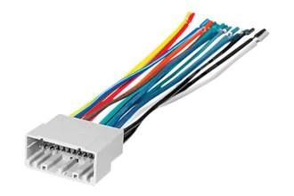 SH446 Wiring Harness Same as CHR1638  CWH638  Metra 70