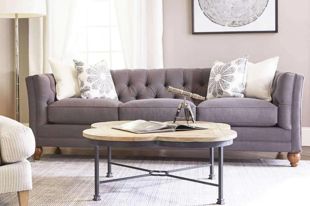cushion fabric sleeper sofa