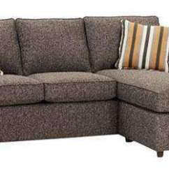 Apartment Size Sectional Sofa Bed Danish Gumtree Jennifer Track Arm Reversible Chaise Fabric