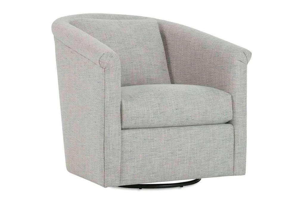 tub accent chair baby high wood desiree upholstered fabric swivel chairs and chaise