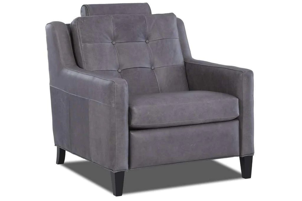 wall hugger recliner chair patio reclining lowry mid century modern collection leather furniture power