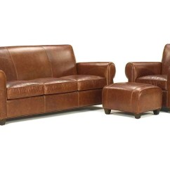 Rustic Leather Sofa Set For Theater Room Tribeca Three Piece Furniture