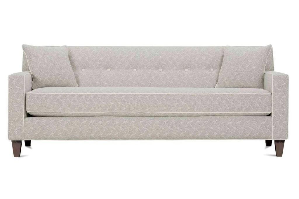 Margo Mid Century Modern Sleeper Sofa With Button Back