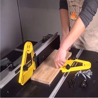 Router Table Featherboard Placement