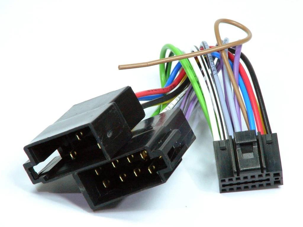hight resolution of kenwood radio radio wiring harness adaptor lead no 1