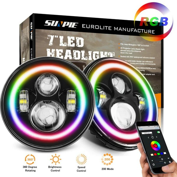 Multi Color Led Light Bulb Remote