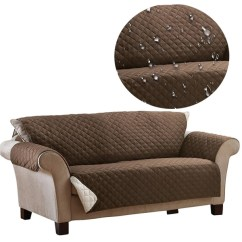 Sofa Waterproof Cover How High Should A Side Table Be Reversible Omg True