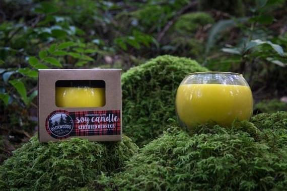 Globes Backwoods Soap Candle Co