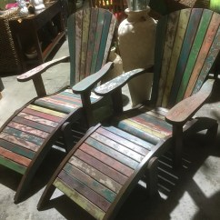 Marine Deck Chairs Swivel Rocker Patio Chair Parts Genuine Recycled Teak Boat Wood Quotkippas Quot