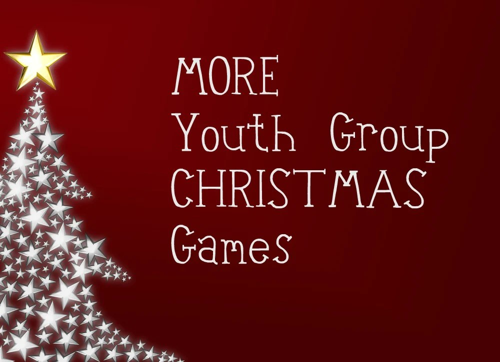 more youth group christmas