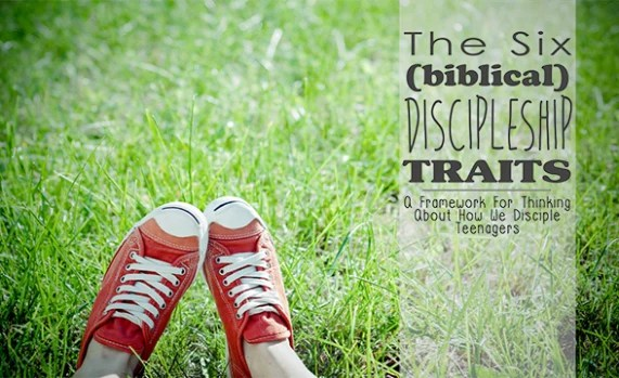 FREE: A Discipleship Framework For Your Youth Ministry