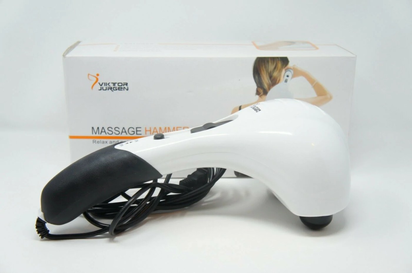 Image result for Viktor Jurgen Handheld Back Massager